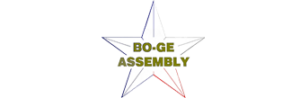 BO-GE ASSEMBLY LOGO